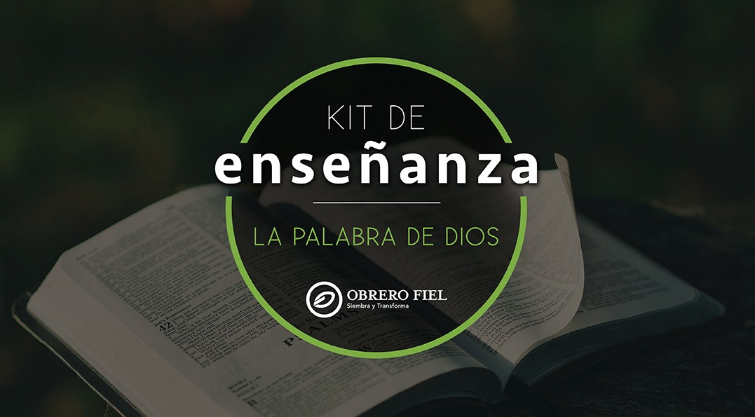 La Biblia Kit 2 de Enseñanza