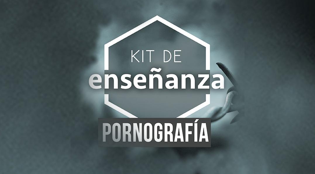 Pornografía Kit de enseñaza